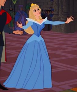 Princess Aurora Blue Dress Disney Which Dressed Looks Best
