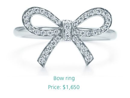 i almost died when they came out with the bow collection