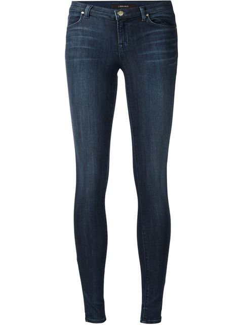 J BRAND Skinny Jeans. #jbrand #cloth #jeans