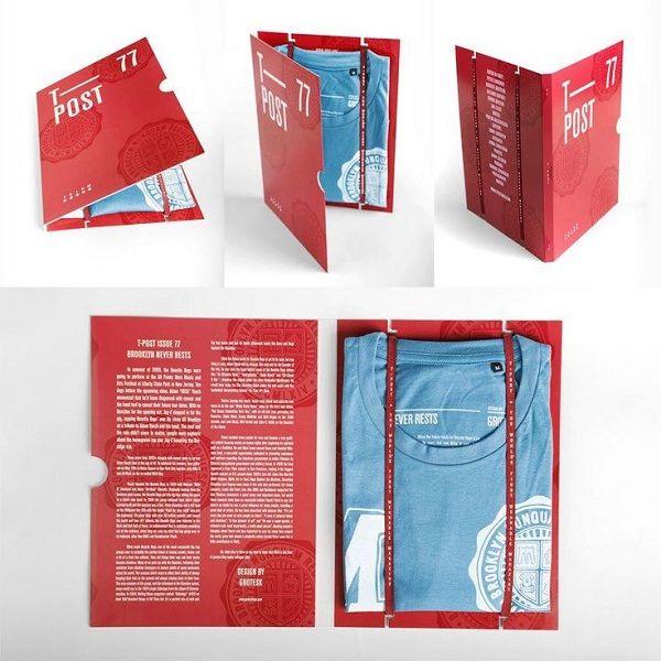 Packaging Creativo Para Ropa Empaques Con Estilo Embalaje Para Ropa Empaque Camiseta Empaques Creativos