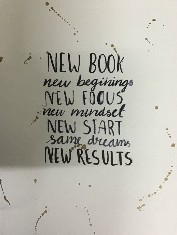 New Sketchbook First Page Quote Sketch Book Journal Quotes
