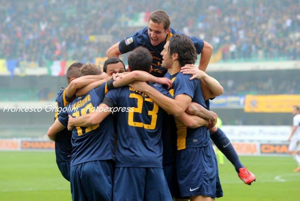 <3 - Hellas Verona Fc