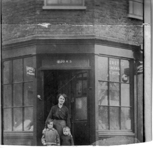 East End Photographs and Drawings - Page 46 - Casebook Forums 17 Eliot Place, Blackheath - date unknown