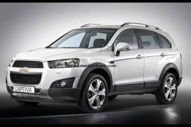 Chevrolet Captiva 2016 Philippines Review Chevrolet Mobil