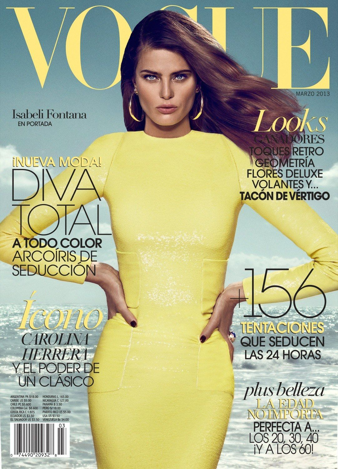 Fontana isabeli for vogue thailands december issue new photo