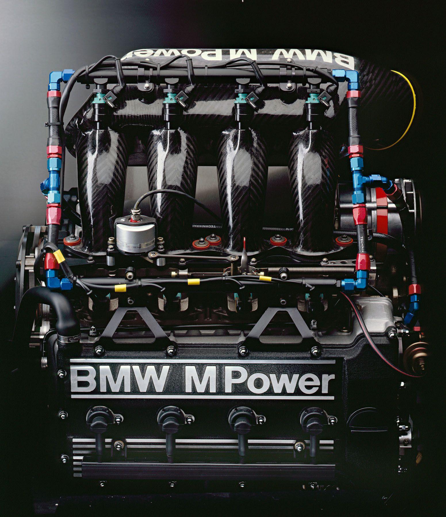 Bmw Z3 Engine: BMW E30 M3 S14B25 (DTM) Engine