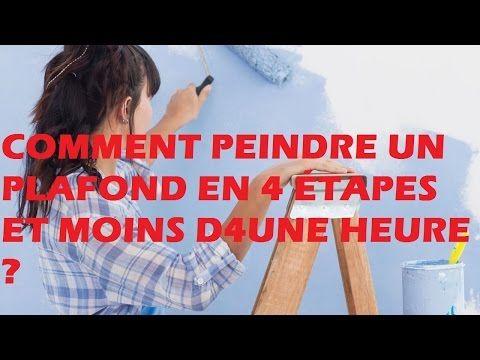 YouTube Bricolage Pinterest Youtube and Desks - comment peindre le plafond
