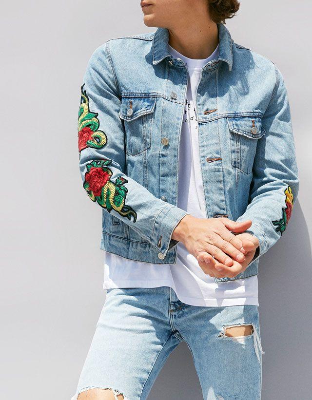 jacks en jassen - kleding - heren - bershka netherlands   style