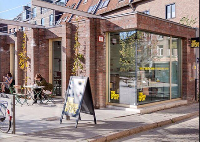 THE school of life in Antwerp