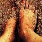 5 exercitii simple pentru relaxarea talpilor.