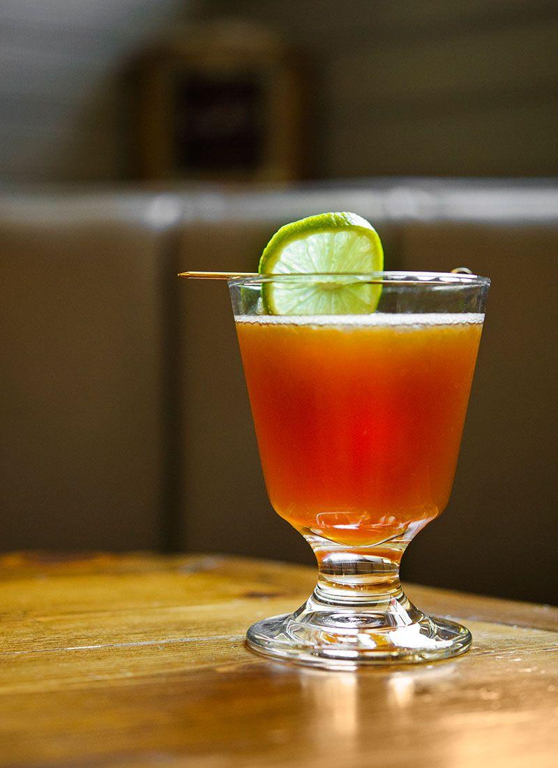Rum Fernet Grapefruit Juice Davy Jones Locker Cocktail Recipes Recipes