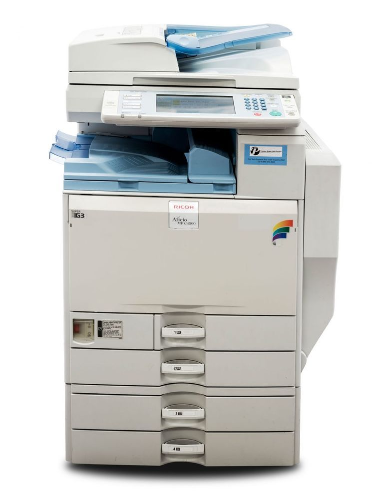 Ricoh Aficio MP C4501 Color Multifunction Laser Copier