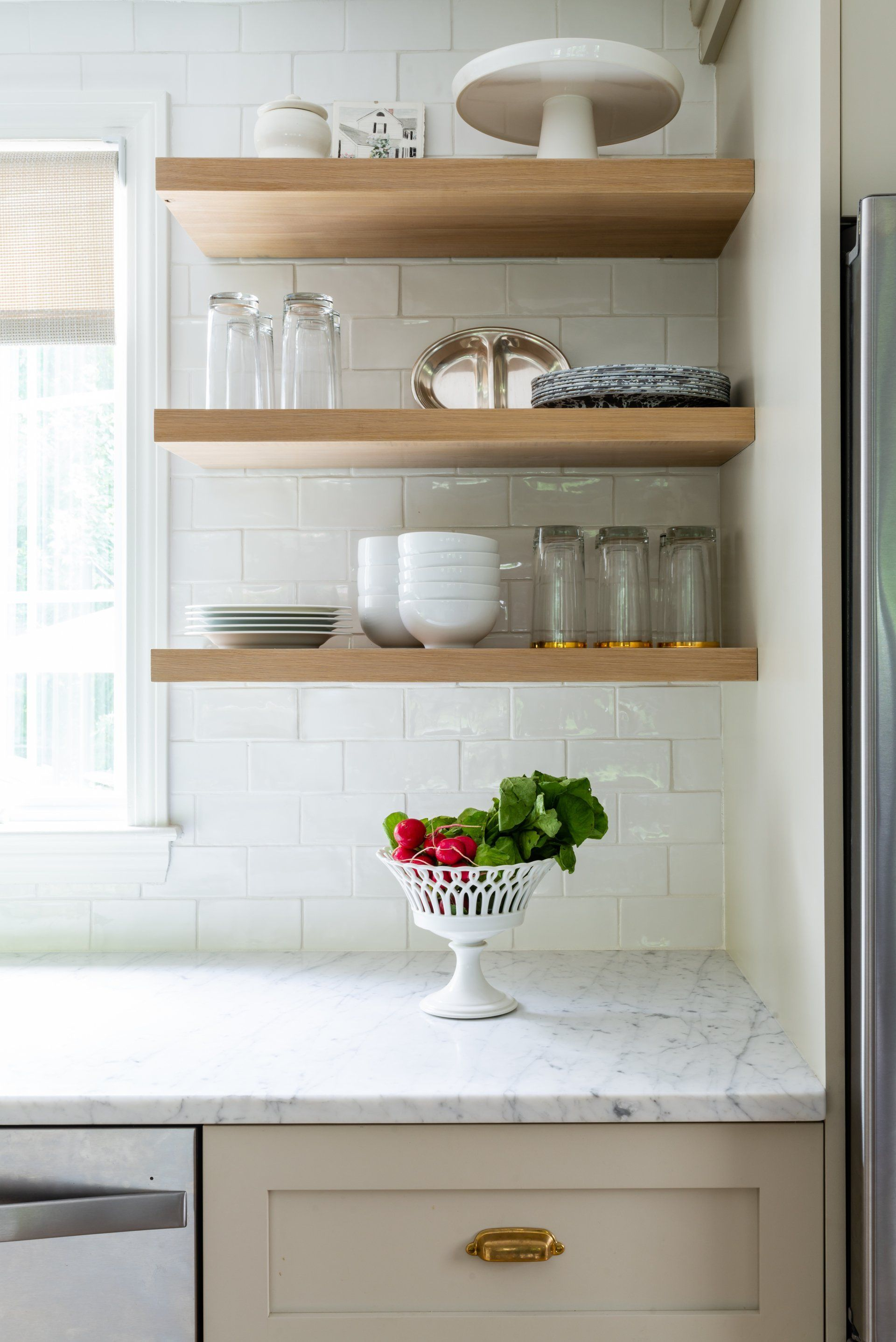 Budget Friendly Cabinets Transform This Massachusetts Ranch House Kitchen Models Farmhouse Style Kitchen Ranch House