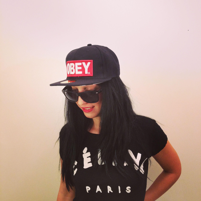 Obey Шапка Права Козирка Цена Снапбак Snapback SuperSwag.eu , Swag Clothеs,  Hats and