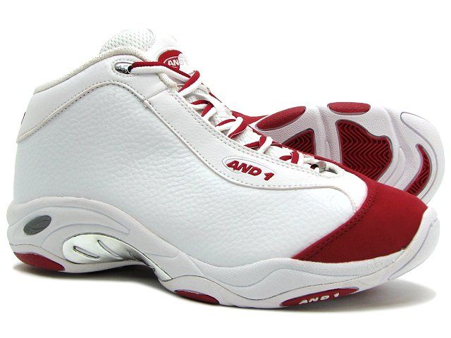ff48c8255ec ... Nike shox Owned ) And1 Tai chi mid 2004 - Vince Carter made famous when  won a ...