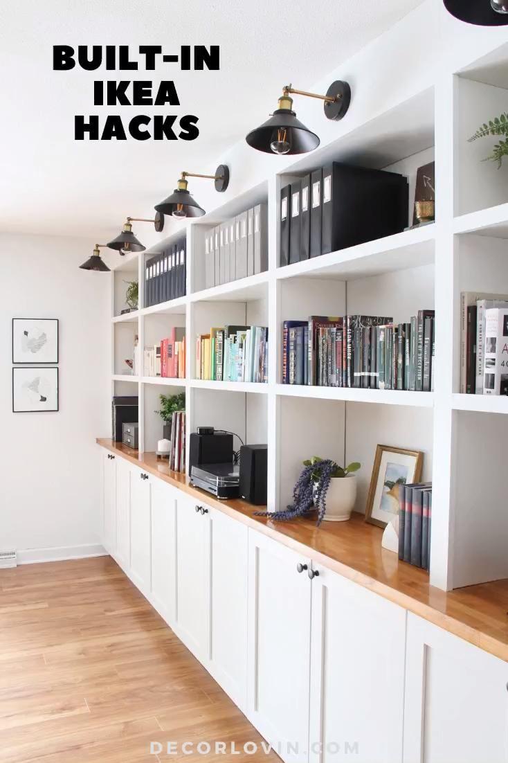 Photo of Money Saving Built-in IKEA Hacks