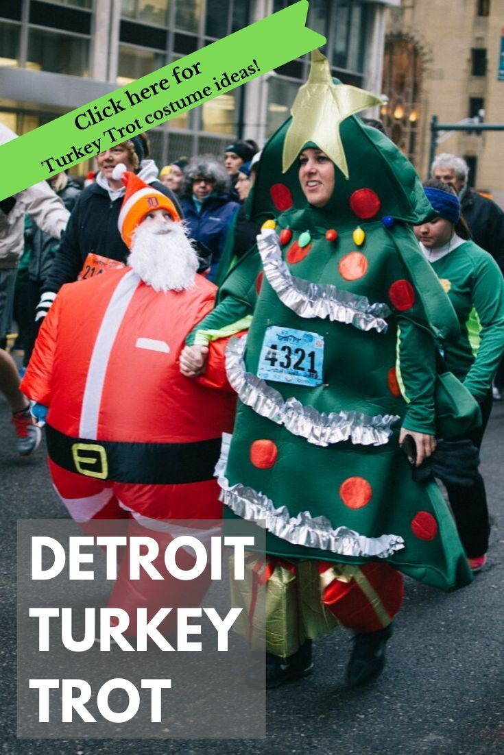 "Detroit Turkey Trot ""The Parade Before the Parade"