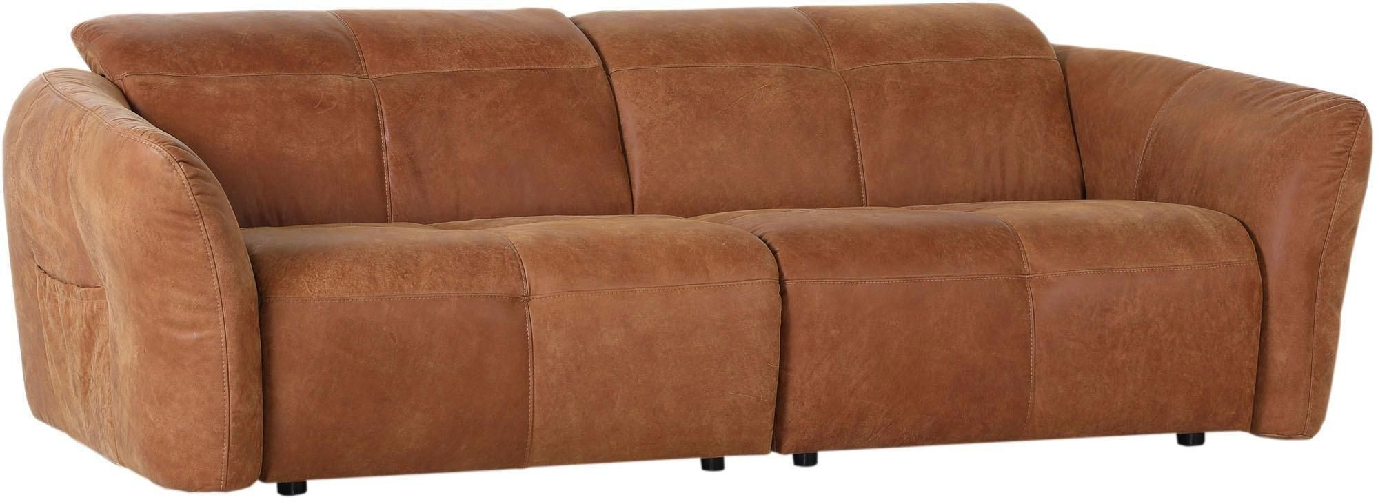 Sofa Veloursleder Home Affaire Big-sofa Arkansas | Große Sofas, Landhaus Möbel, Haus