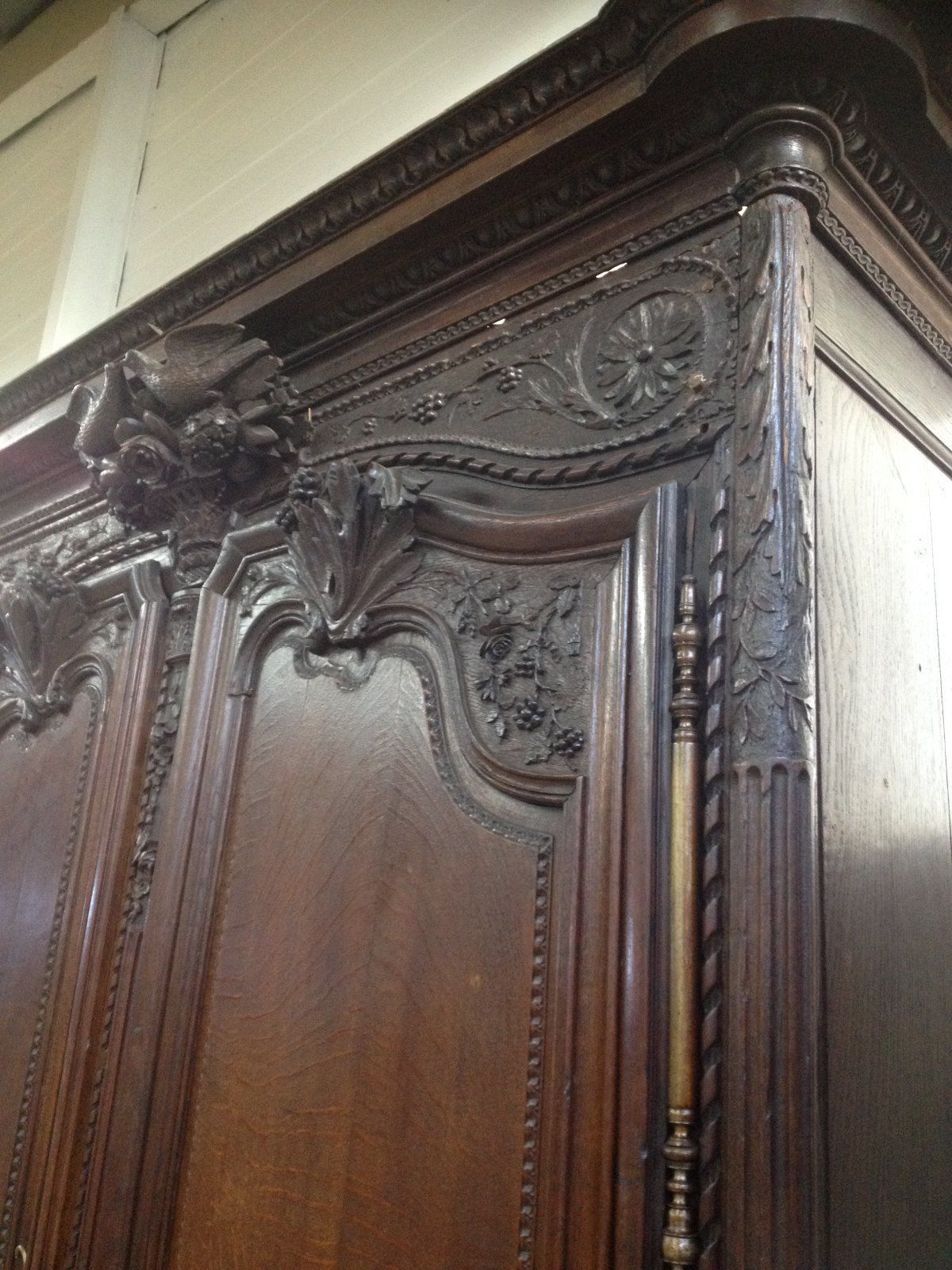 Armoire Normande 18eme Ebay With Images Armoire Home Decor