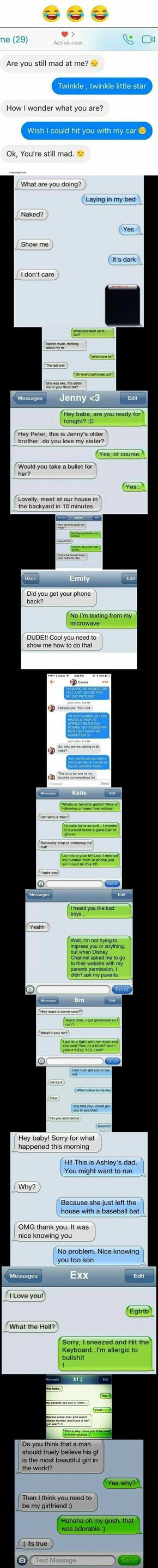 Pin by Didi Rodriguez on Ribracks board Funny texts
