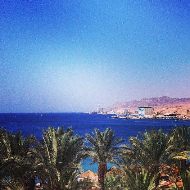 Eilat Promenade / טיילת אילת