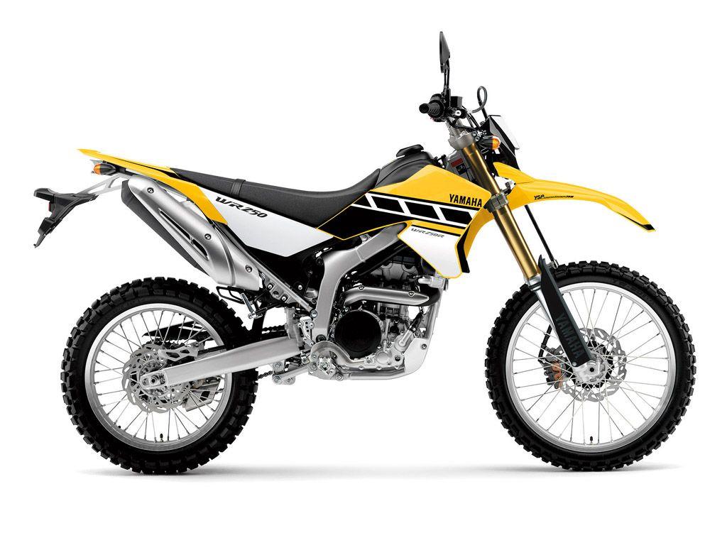 WR250R YSP Limited Edition Adventure bike, Yamaha wr
