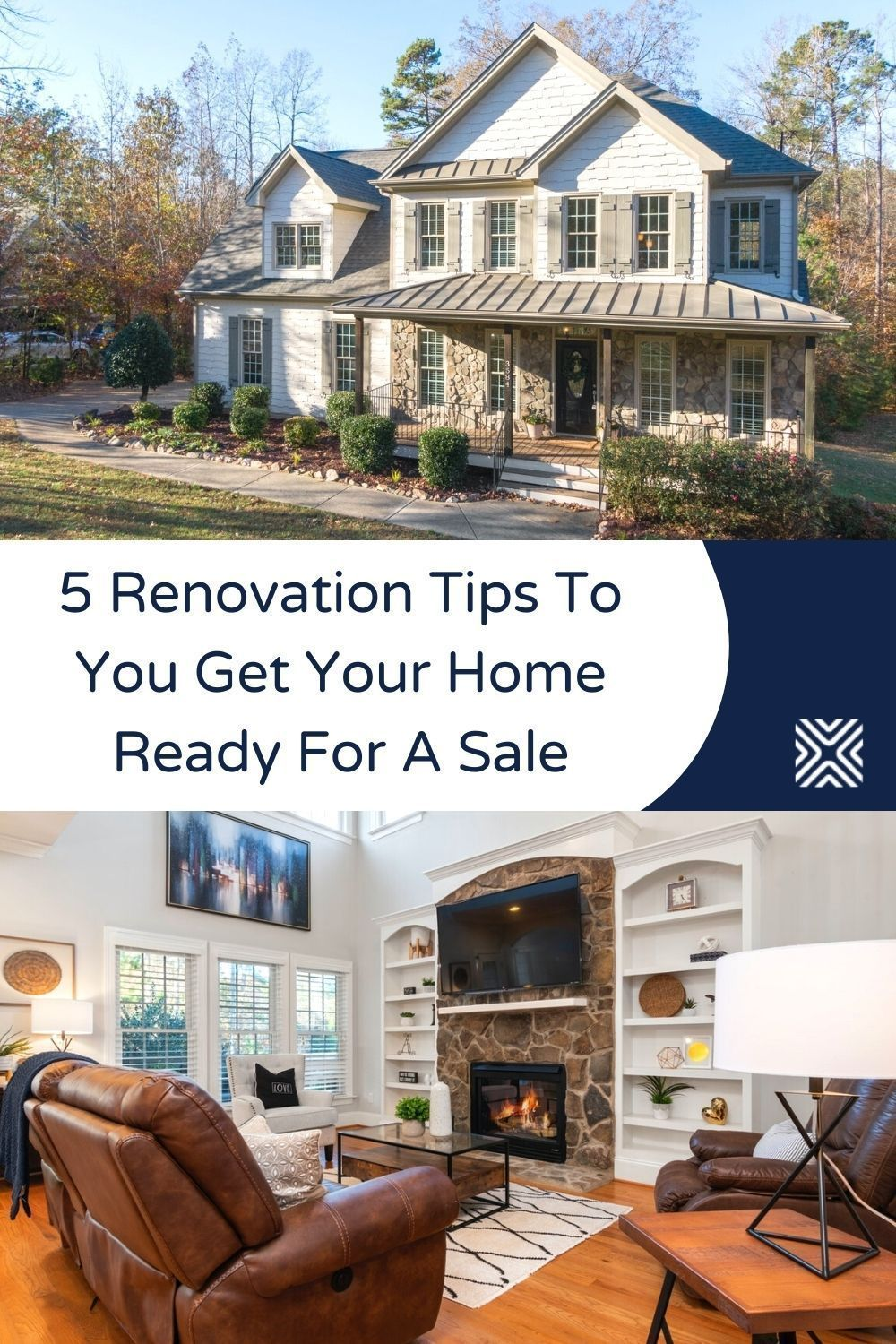 Five Renovation Tips For Preparing Your Home For Sale Sale House Home Remodel Costs Renovations