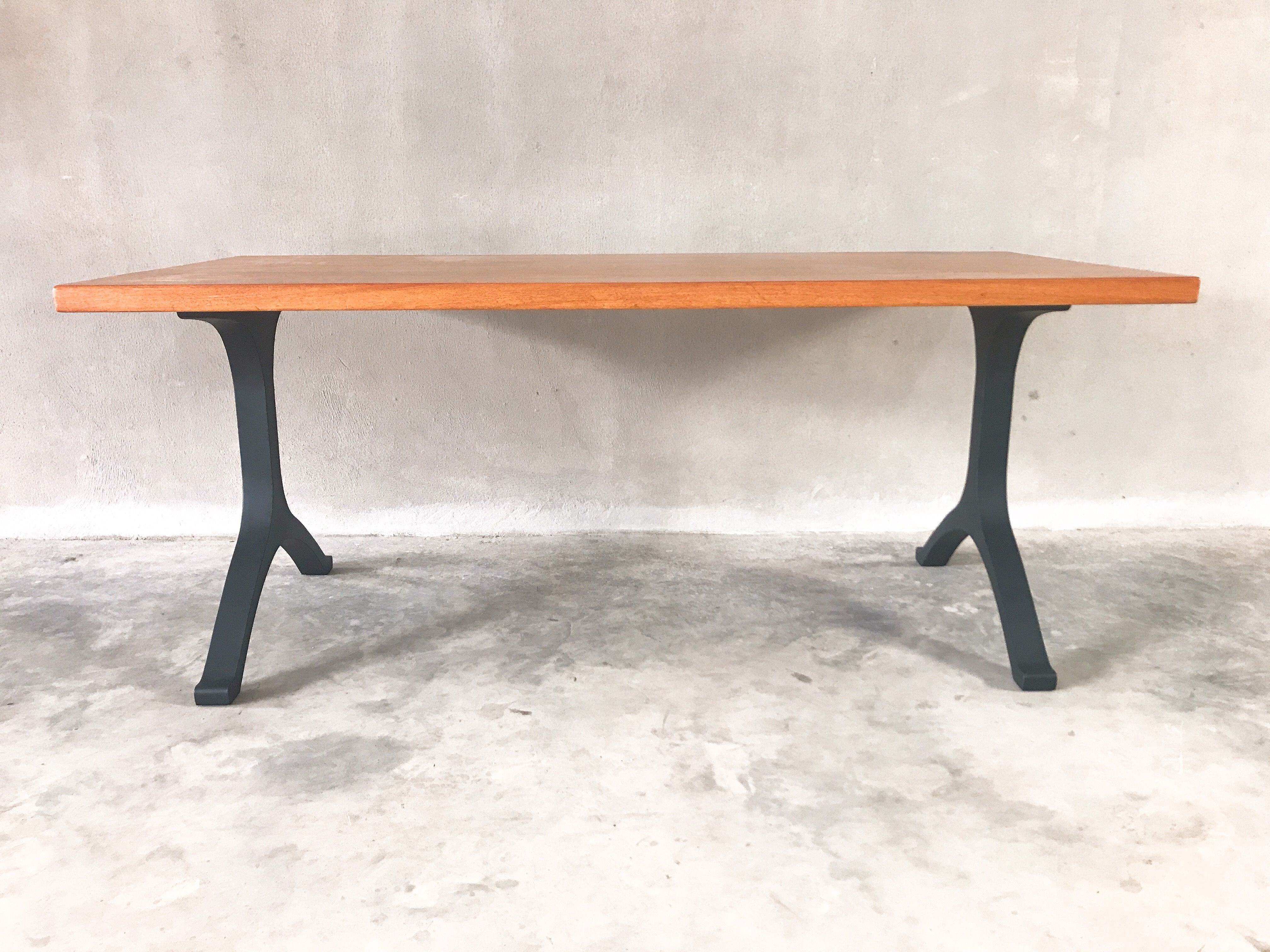 Magnificent Table Metal Legs Base For Dinning Table Live Edge Table Beutiful Home Inspiration Aditmahrainfo