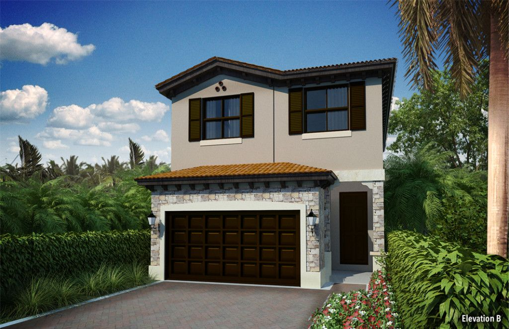 Bryant Central Parc Home Builders New Homes Family House