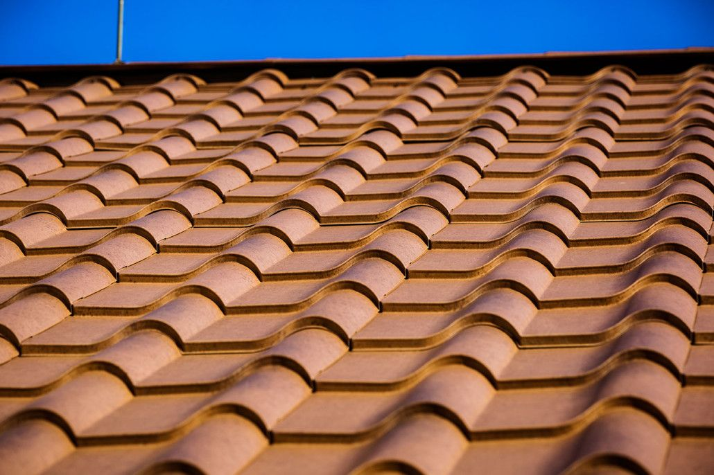 Best Matterhorn Metal Roofing Tile In The Color Weathered 400 x 300