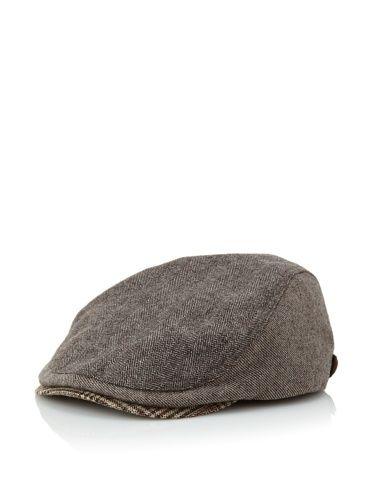 55% OFF Ted Baker Men s Expert Flat Cap (Chocolate)  b3fbfc898d3