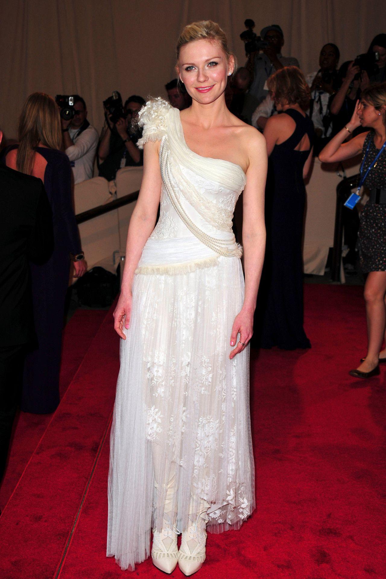 17 Times Kirsten Dunst Looked Incredible in Rodarte