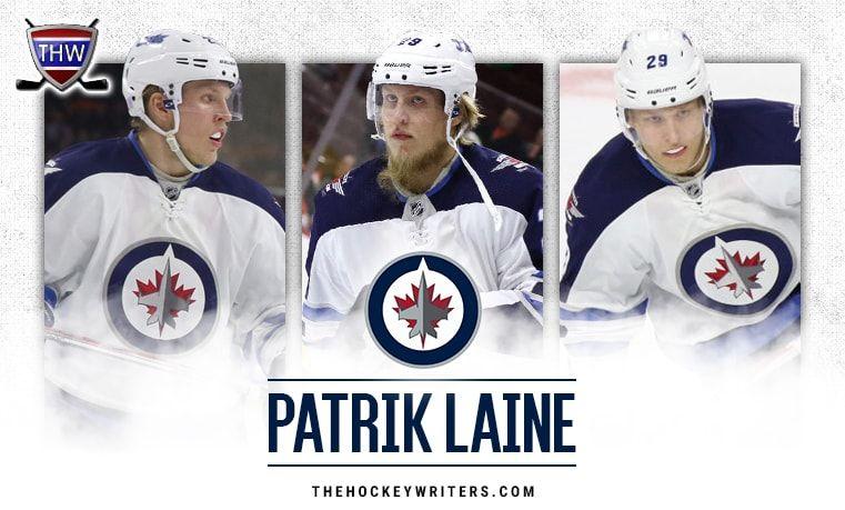 "Winnipeg Jets' Patrik Laine Has ""Patrik the"