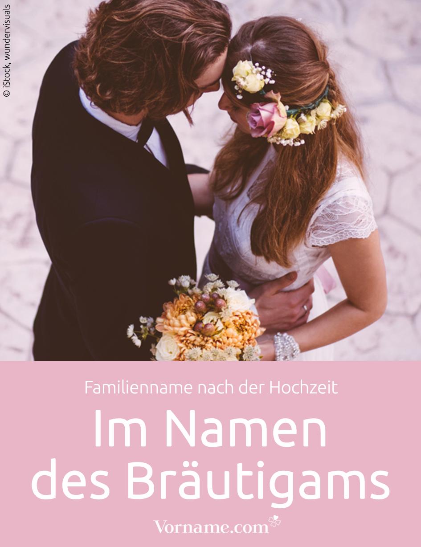 Paare Nach Der Heirat Im Namen Des Brautigams Heiraten Brautigam Hochzeit