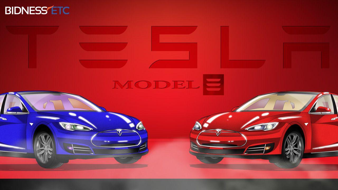 Tesla Motors Inc Model 3 Line Up To Include A Crossover Tesla Motors Tesla Motor