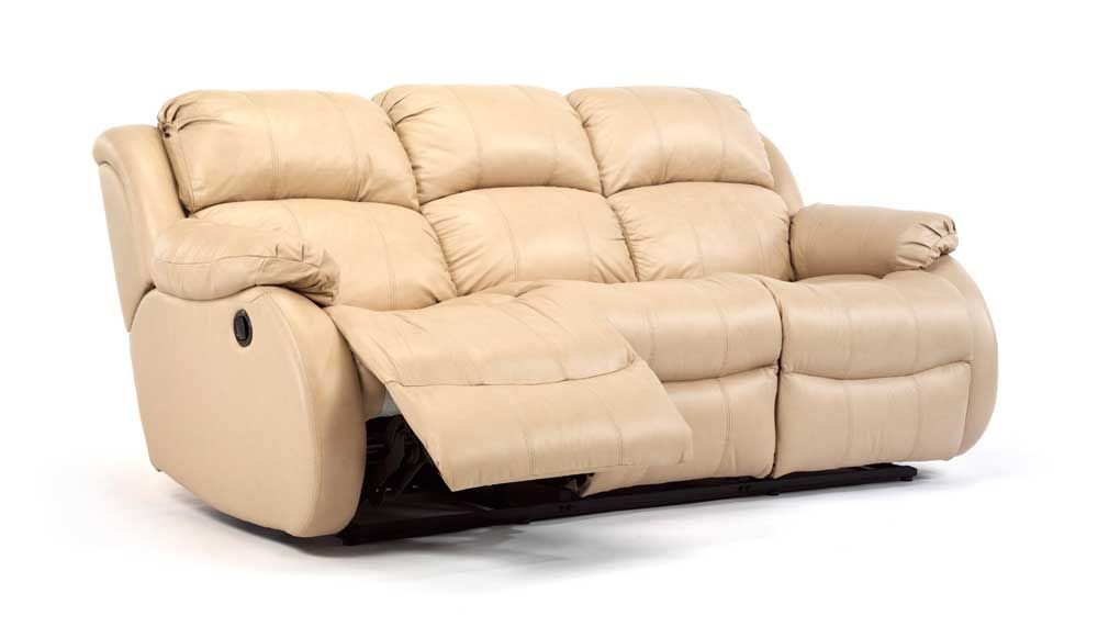 Latitudes Brandon Reclining Motion Sofa By Flexsteel Two - Flexsteel sofa leather
