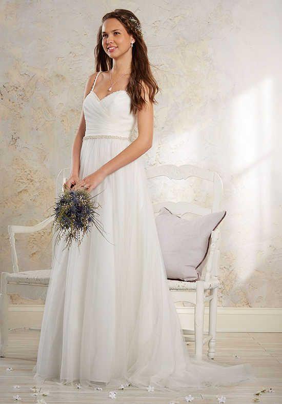 Alfred Angelo Modern Vintage Bridal Collection 8546 Wedding Dress photo