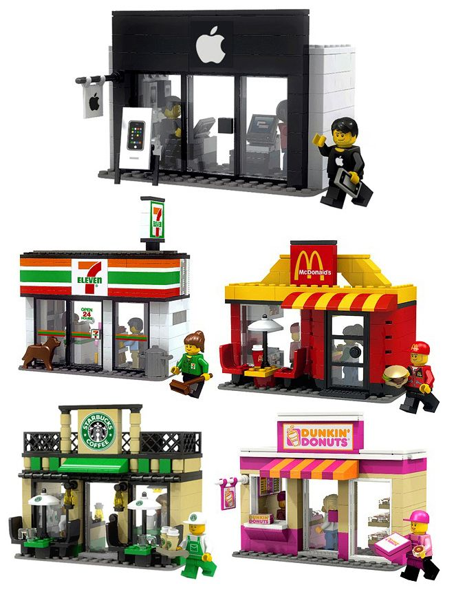 Lego Taps The Best Indie Bricklayers To Design Its Next Kit Lego