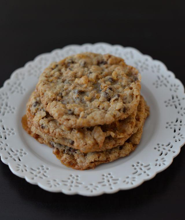 cornflake chocolate chip marshmallow cookies | M Loves M #chocolatemarshmallowcookies