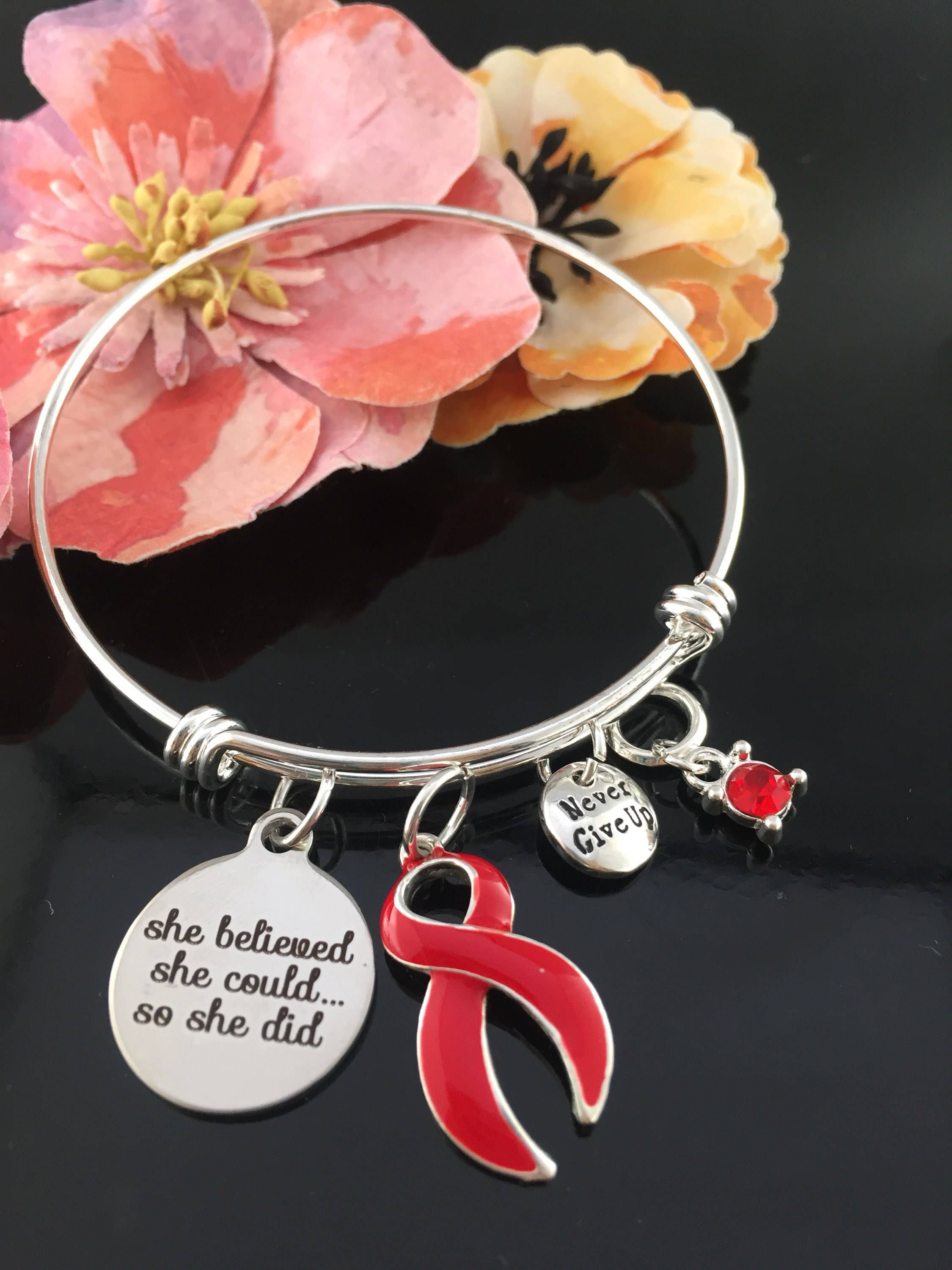 stamped dysautonomia charms jewelry hand bangle bracelets xarelto bracelet a charm taking personalized medical custom new and collections gadow adjustable expandable ebay