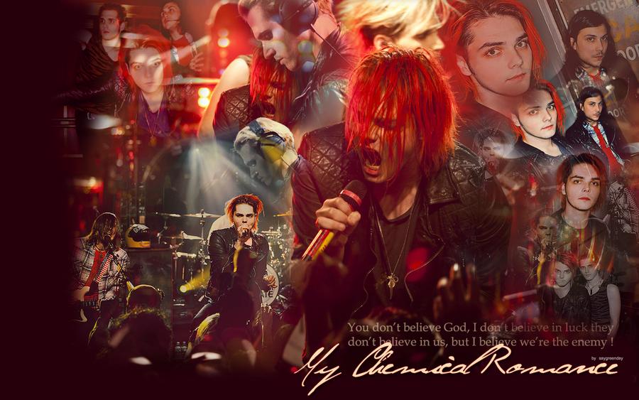 My Chemical Romance | Looks