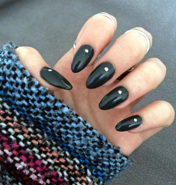 40 Easy Beautiful Nails Designs with Tips. Cute Almond ... - 40 Easy Beautiful Nails Designs With Tips Beautiful Nail Designs