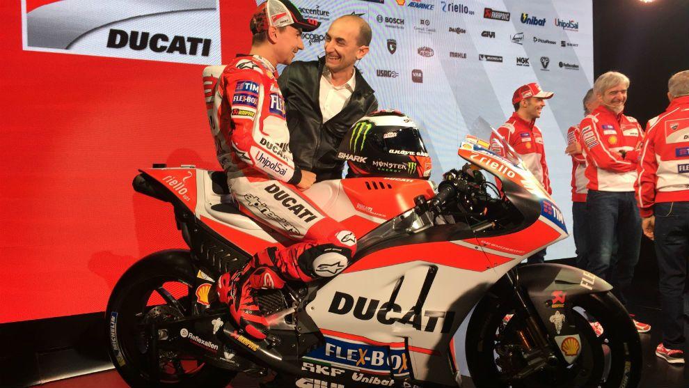 Investasi Datangkan Lorenzo Hampir Sama Besarnya Ketika Datangkan Rossi
