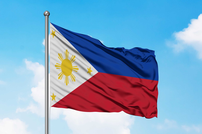 Bendera Filiphina Bendera