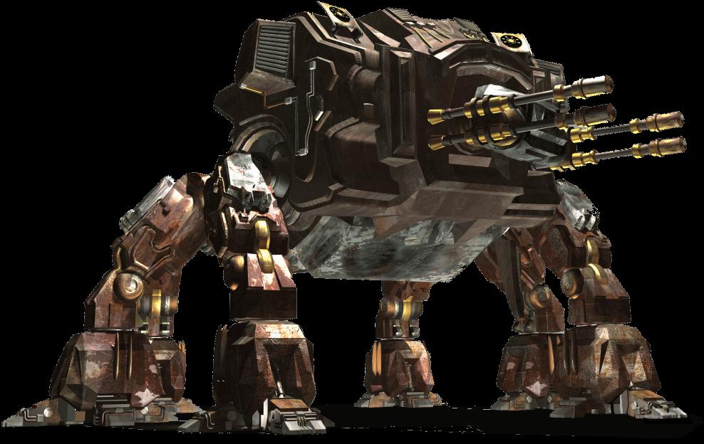 Behemoth Robot Fallout Rpg Fallout Art Robot