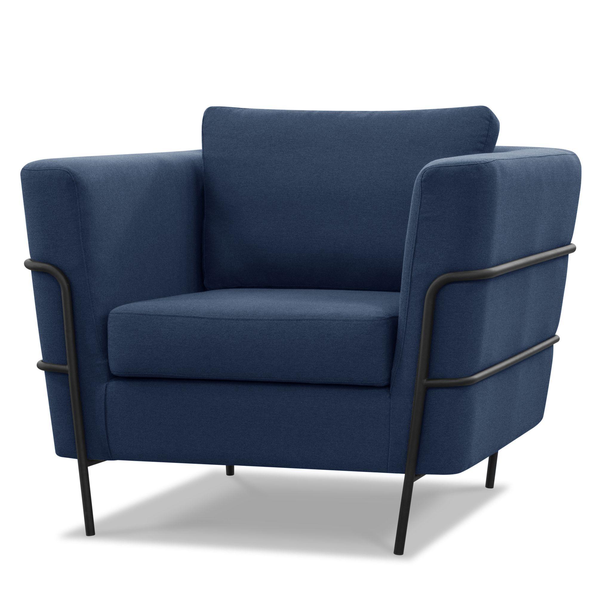 Fauteuil Esprit Annee 50 Au Coloris Bleu Loft Nouveautes Les Selections Alinea Alinea Fr Decoration Interieur Alinea Home Decor Love Seat Chair