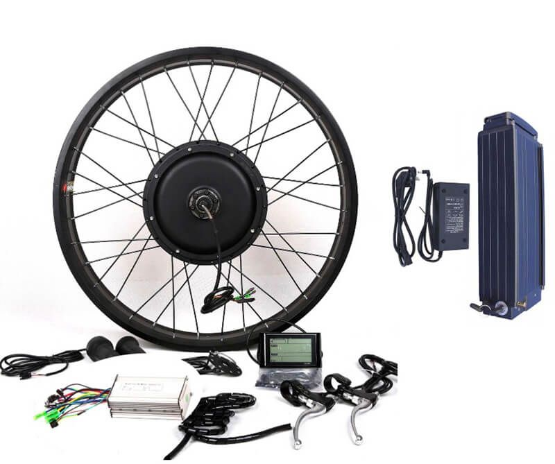 Top 7 Best Electric Bike Conversion Kit With Battery For 2020