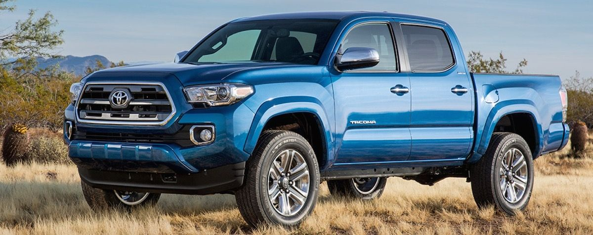 2016 Destroying New Colorado in Sales Toyota