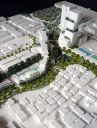 HKS Architects - West Houston Master Plan Dream firms Pinterest