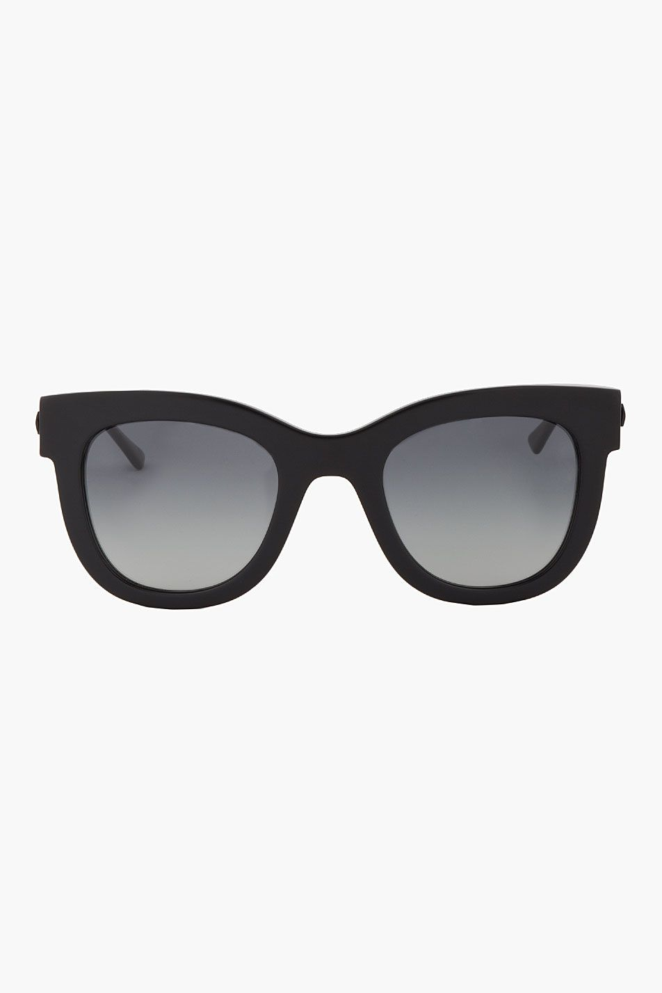 27dd5930ada0 Thierry  Lasry Matte  Black Sexxxy Limited Edition  Sunglasses ...